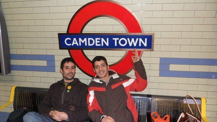 Camino de Camden, Londres