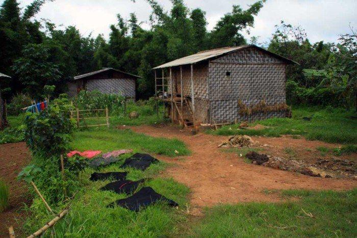 Casas birmanas
