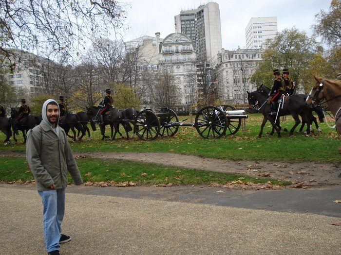 Que hacer en Londres: pasear por Hyde park
