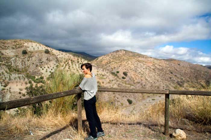 Mirador. Granada. Andalucía. El viaje me hizo a mí. Blog de viajes