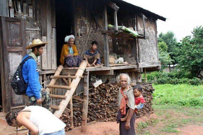 aldea birmana
