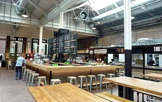 Mercado de Foodhallen