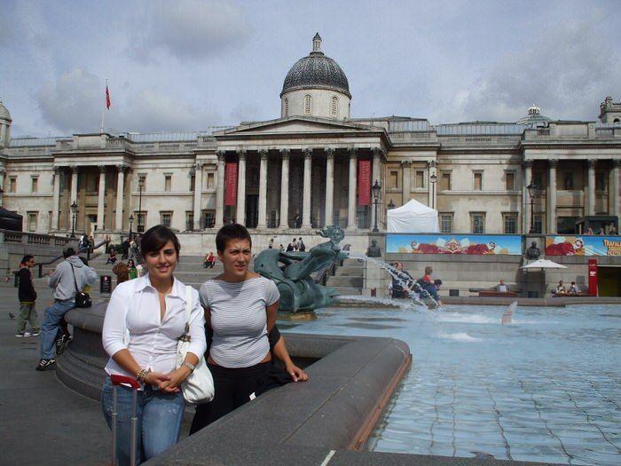 qué ver en Londres: Trafalgar Square