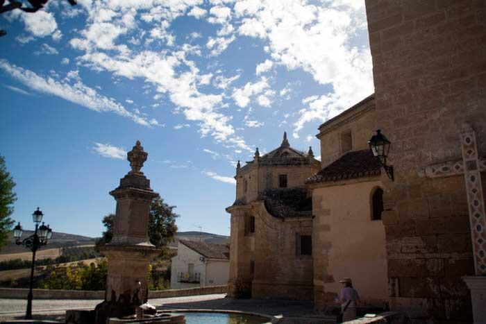 Alhama de Granada. El viaje me hizo a mí. Blog de viajes en pareja