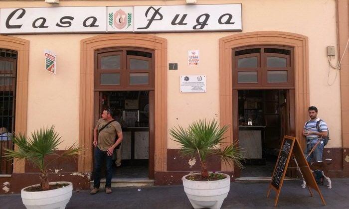 comer en Almería