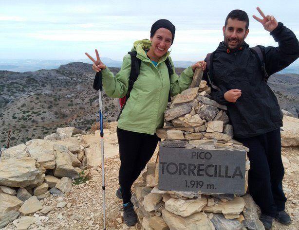 Subida al Torrecilla