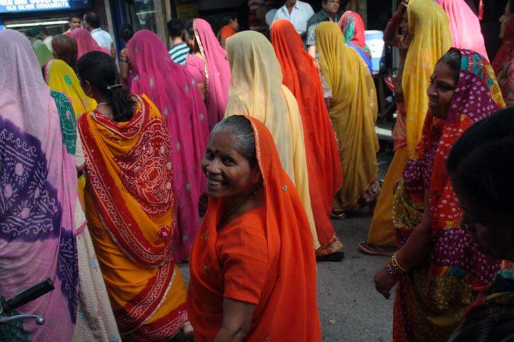 Ceremonia en Udaipur