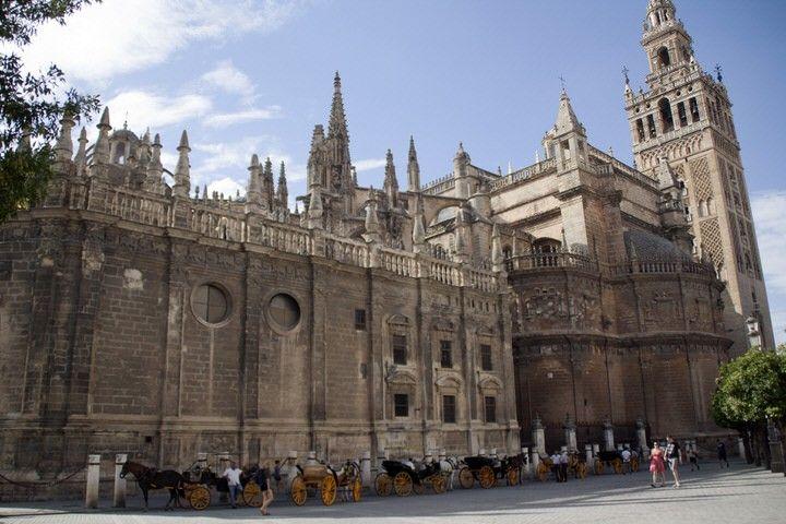 Catedral de Sevilla. El viaje me hizo a mi. Blog de viajes