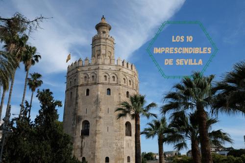 lugares imprescindibles de Sevilla
