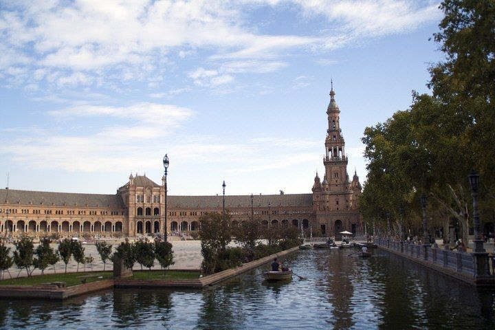 Plaza de España. Sevilla. El viaje me hizo a mi. Blog de viajes