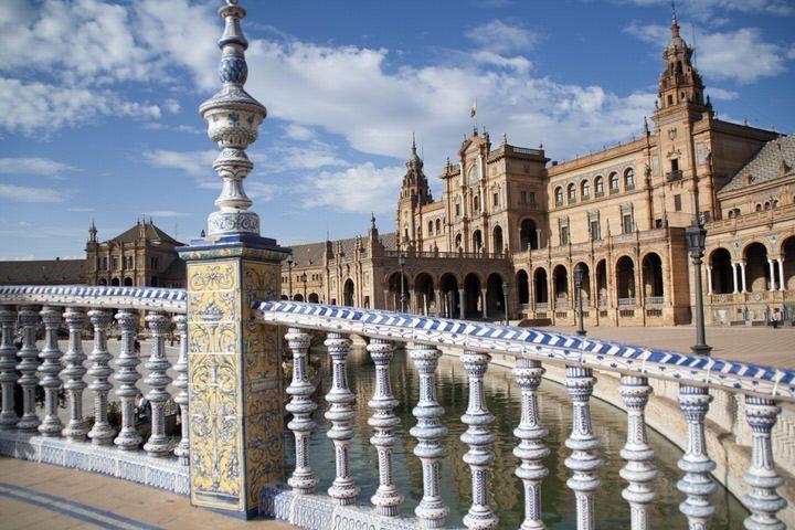 Plaza de España. El viaje me hizo a mi. Blog de viajes