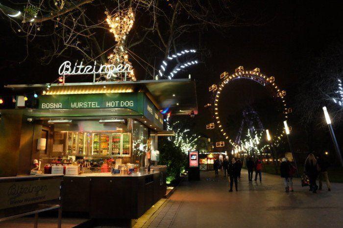 visitar el Parque de Atracciones de Viena