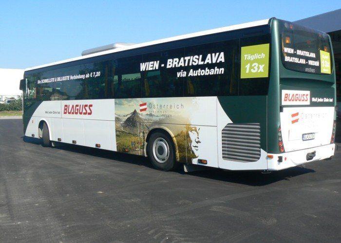 Bus de Viena-Bratislava-Viena. El viaje me hizo a mi. Consejos para ahorrar. Blog de viajes