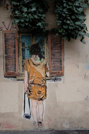 Pintores callejeros