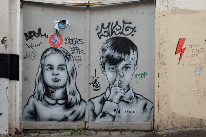 Grafiteros de París