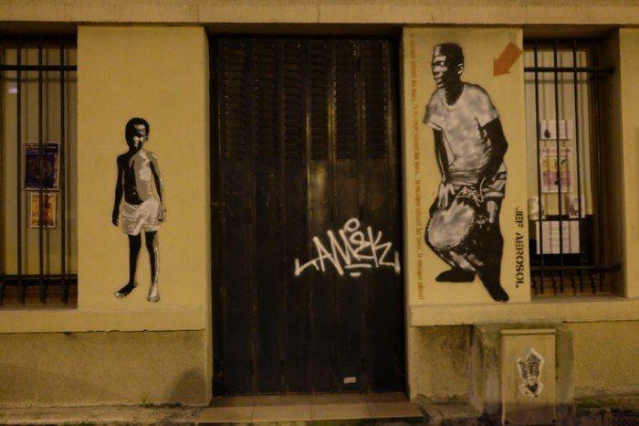 Centro social en París