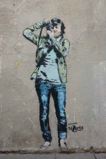 Fotografía urbana de París