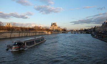 Lugares románticos de París
