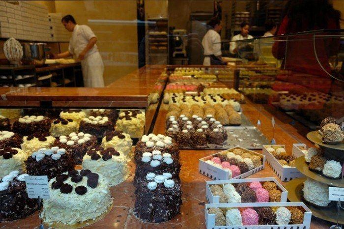 Pastelerías de París