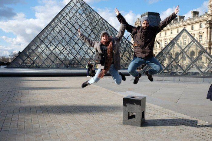 París en 5 días. El Louvre. El viaje me hizo a mi. Blog de viajes