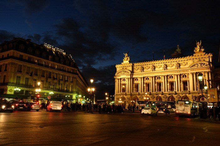 Ópera de París. El viaje me hizo a mi. Blog de viajes. Viajar en pareja