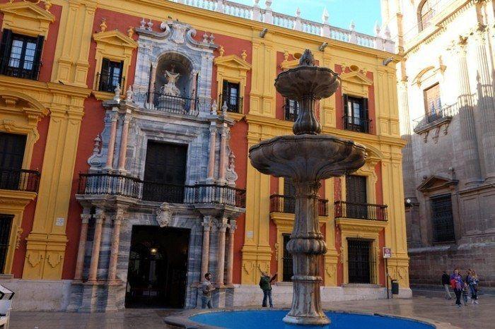 comprar entradas para las cubiertas de la catedral de Málaga