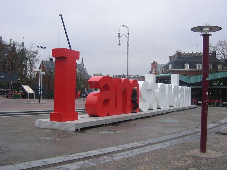 plaza en Amsterdam