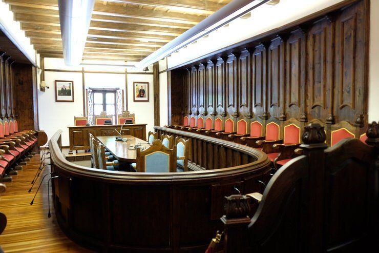 Antiguo parlamento de Andorra