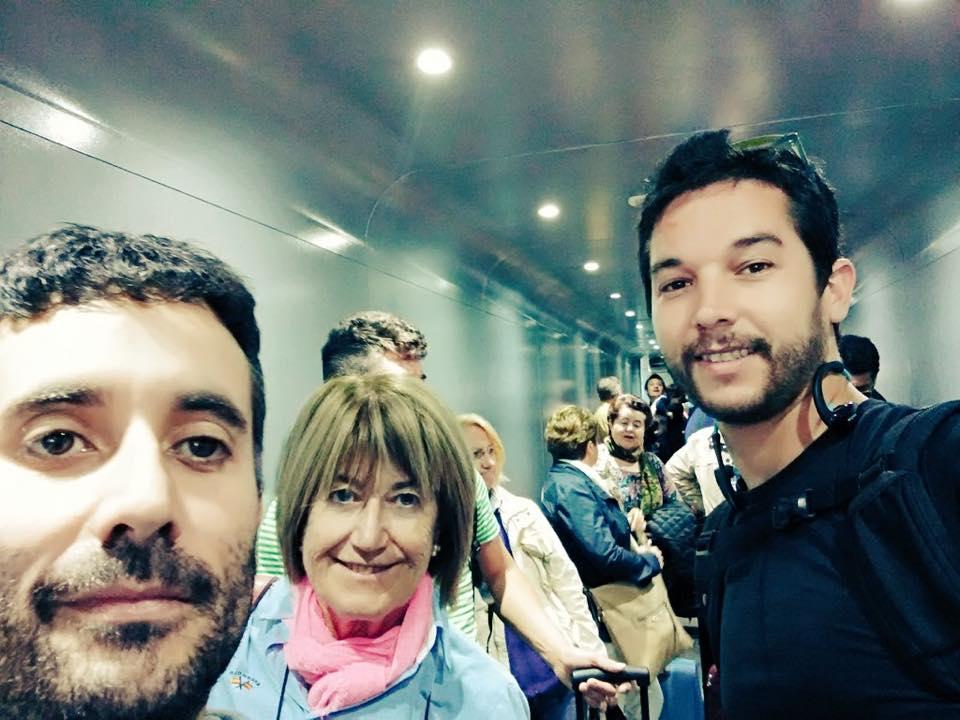 De vuelta a Málaga
