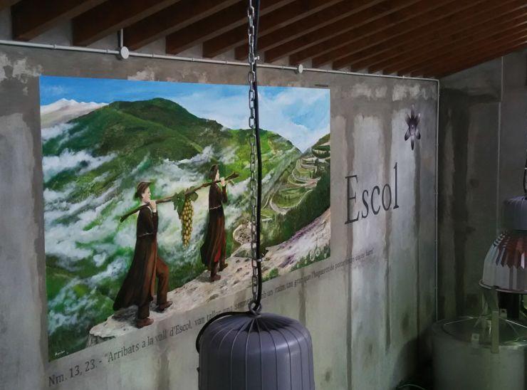Las bodegas de Andorra