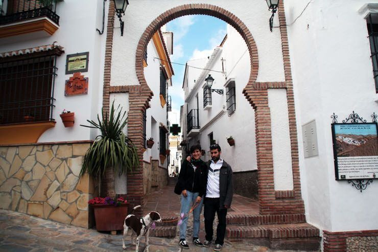 Comares. Pueblos de Málaga. El viaje me hizo a mi. Blog de viajes