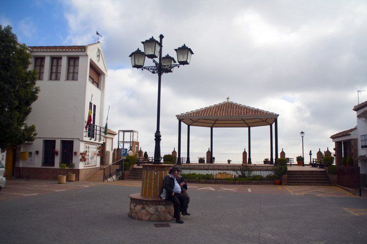 plaza de Comares