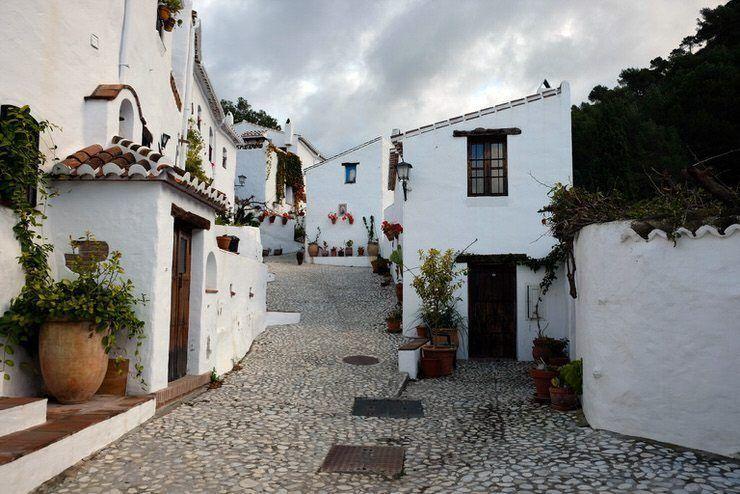 El bello pueblo de Acebuchal
