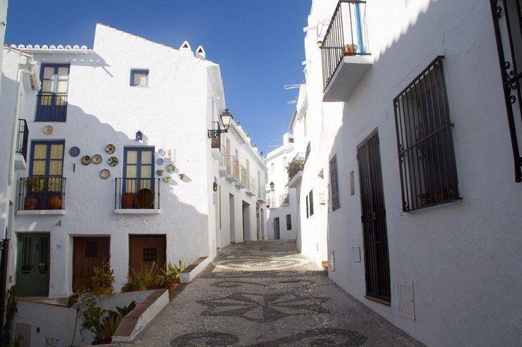 Pueblos de Málaga: Frigiliana