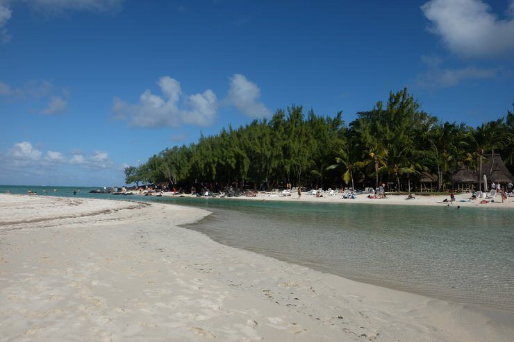 La Isla de los Cievos de Mauricio