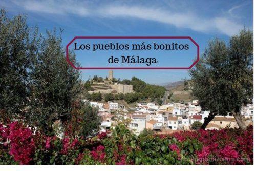 pueblos provincia de Málaga