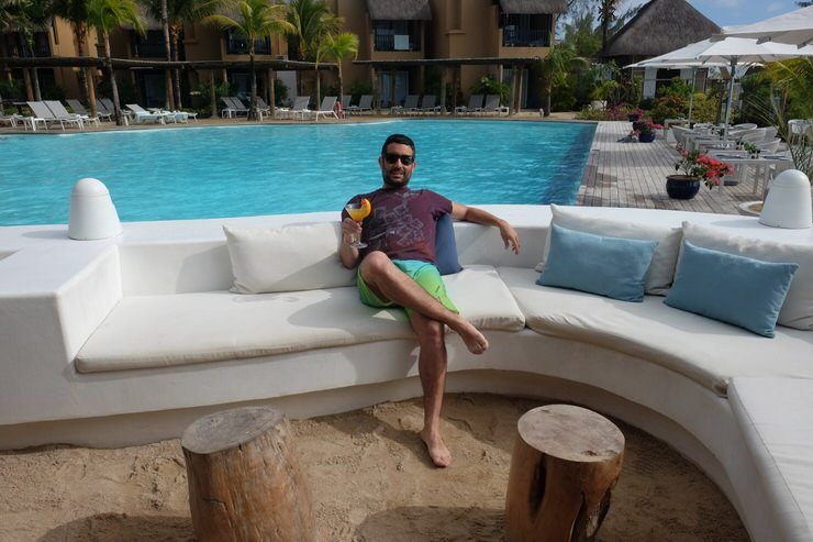 Varanda Resort. Isla Mauricio. El viaje me hizo a mi