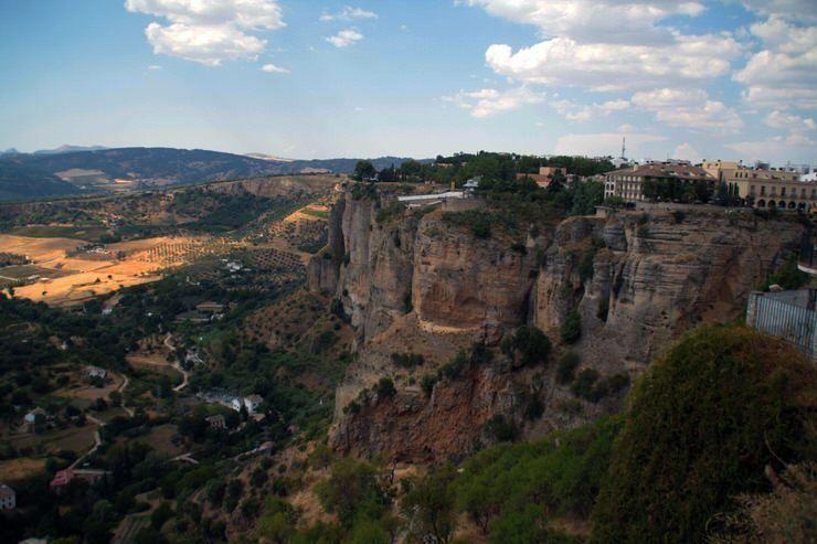 Ronda. Pueblo de Málaga. Seis pueblos de Málaga. EL viaje me hizo a mi. Blog de viajes