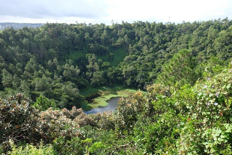 Toux Aux Cerfs. Isla Mauricio. El viaje me hizo a mi