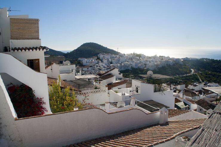 pueblos de Málaga provincia, Frigiliana