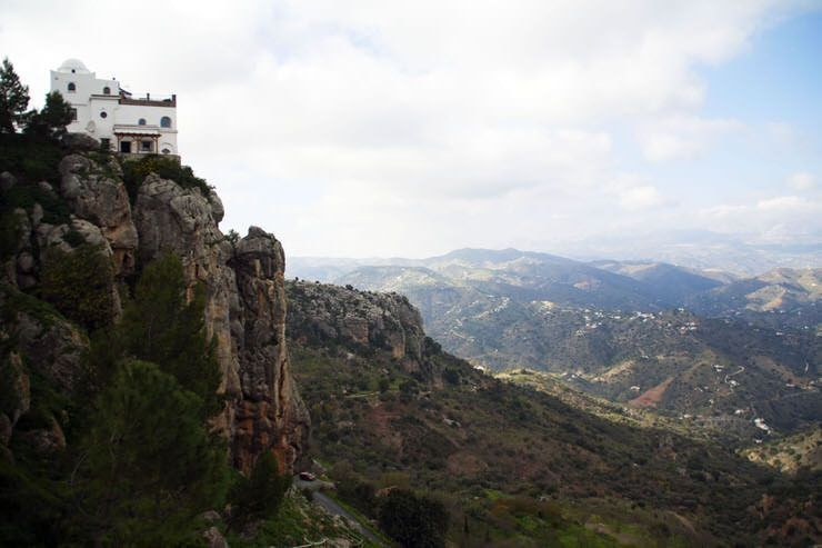 Vistas de La Axarquía en la provincia de Málaga. El viaje me hizo a mi. Blog de viajes. Pueblos de Málaga