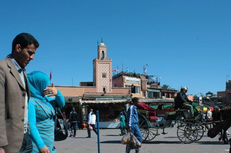 escapada a Marrakesh