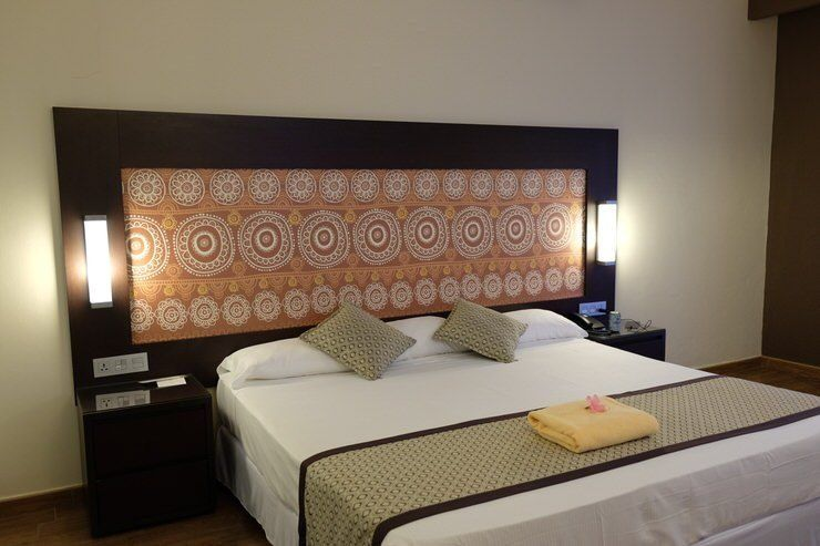 ventajas de alojarte en un hotel