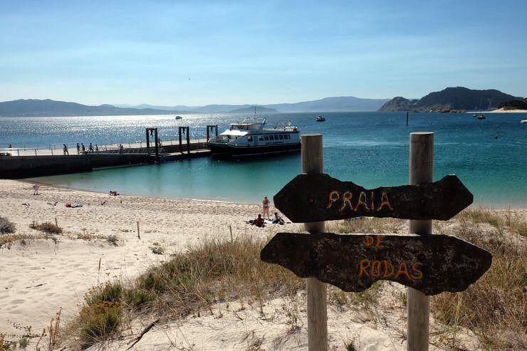 playa-de-rodas-visita-las-islas-cíes-galicia-el-viaje-me-hizo-a-mi-blog-de-viajes