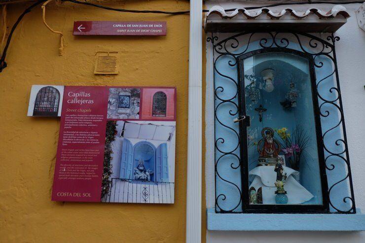 Capillas de Marbella