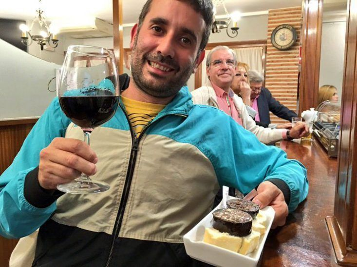 comer en Segovia