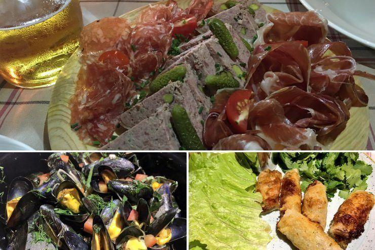 comer en Marbella