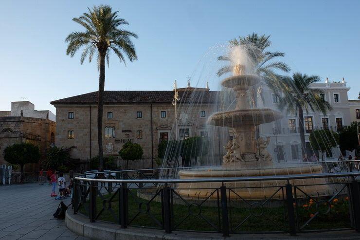 Plaza Mayor de Mérida