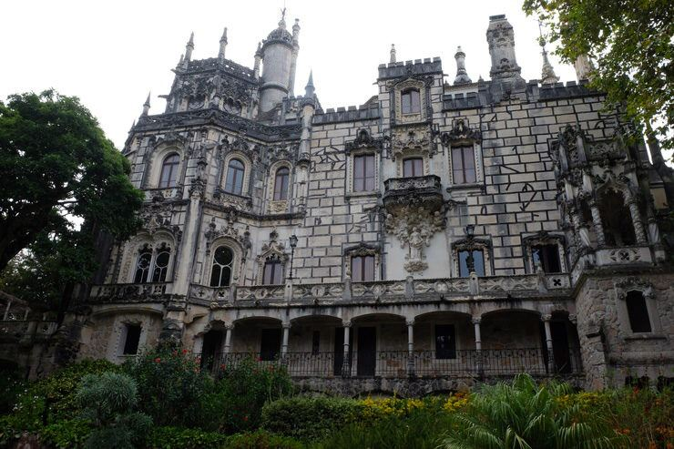 El palacio Regaleira