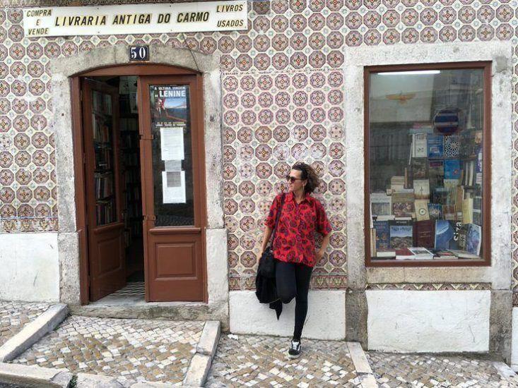 librerias de Lisboa